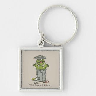 Oscar the Grouch Vintage 1 Keychain