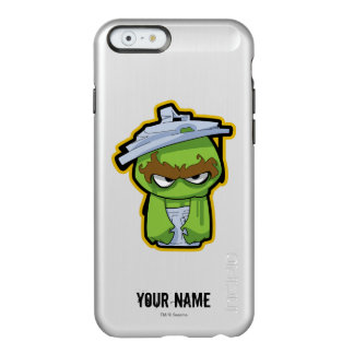 Oscar the Grouch Zombie | Add Your Name Incipio Feather Shine iPhone 6 Case