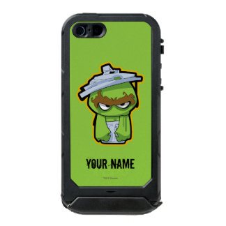 Oscar the Grouch Zombie | Add Your Name Waterproof Case For iPhone SE/5/5s