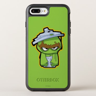 Oscar the Grouch Zombie OtterBox Symmetry iPhone 8 Plus/7 Plus Case