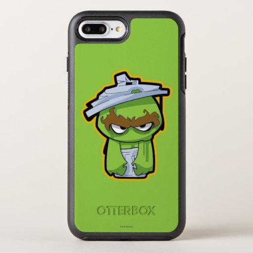 Oscar the Grouch Zombie OtterBox Symmetry iPhone 8 Plus/7 Plus Case