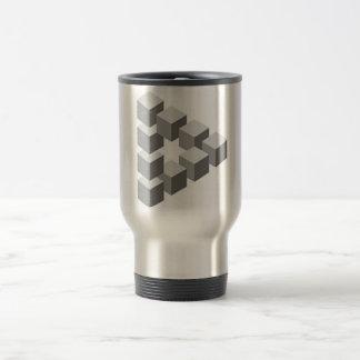 OscarReutersvard 15 Oz Stainless Steel Travel Mug
