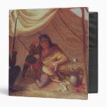 Osceola in Captivity, c.1837 Binders