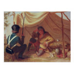 Osceola in Captivity, c.1837 Postcards