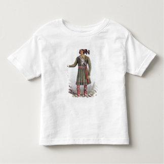 Osceola or 'Rising Sun', a Seminole Leader Shirt