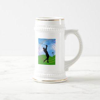 Oscilación del golf jarra de cerveza