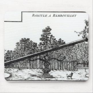 Oscilación del jardín en Rambouillet, de 'DES N de Tapetes De Raton