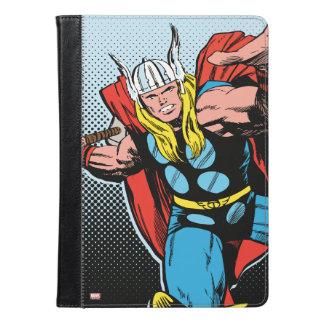 Oscilación detrás Mjolnir del Thor