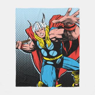 Oscilación detrás Mjolnir del Thor Manta Polar