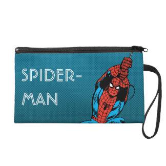 Oscilación retro del Web de Spider-Man