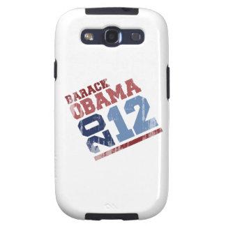 OSCILACIÓN Vintage.png de BARACK OBAMA 2012 Samsung Galaxy S3 Carcasa