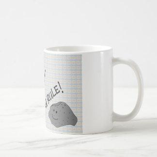 Oscilación y decisión taza de café