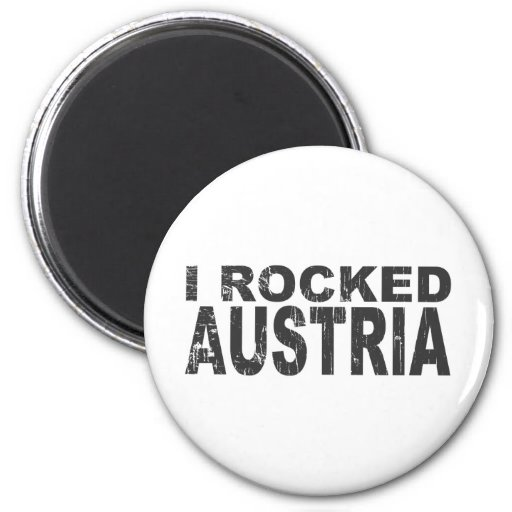 Oscilé Austria Imanes De Nevera