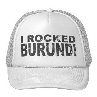 Oscilé Burundi Gorra