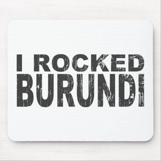 Oscilé Burundi Tapetes De Raton