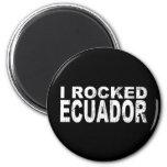 Oscilé Ecuador Imán