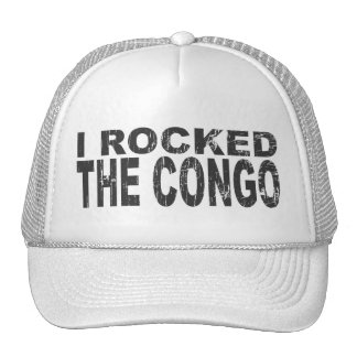 Oscilé el Congo Gorro