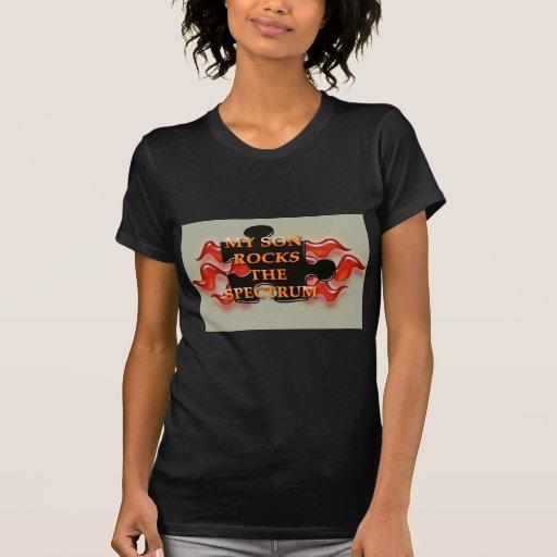 ¡Oscile el espectro! Camiseta