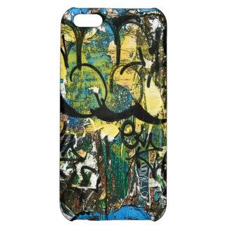 Oscile la caja del iPhone 5 de los artes de la cal