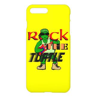 Oscile la caja del iPhone de la tortuga Funda Para iPhone 7 Plus