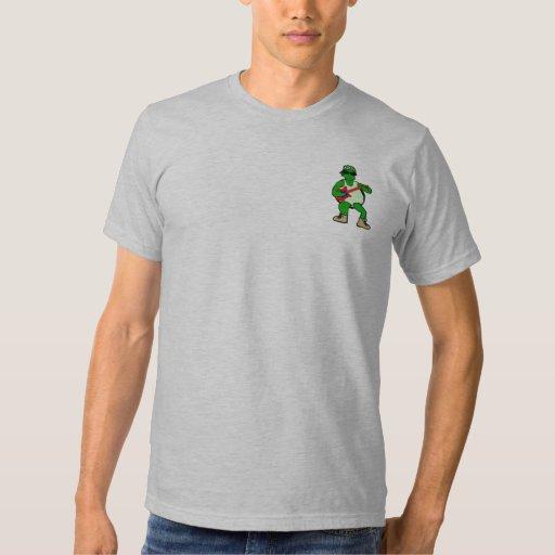 Oscile la camiseta de la tortuga (el diseño remeras