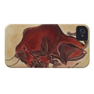 Oscile la pintura de un bisonte, último iPhone 4 protectores