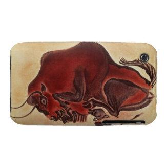 Oscile la pintura de un bisonte, último iPhone 3 Case-Mate carcasa