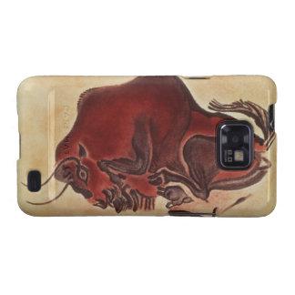 Oscile la pintura de un bisonte, último Magdalenia Galaxy SII Carcasa