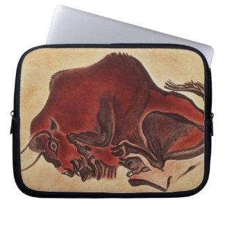 Oscile la pintura de un bisonte, último Magdalenia Funda Computadora