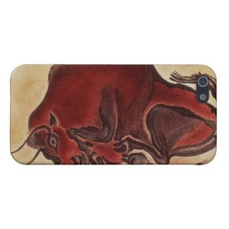 Oscile la pintura de un bisonte, último Magdalenia iPhone 5 Carcasa