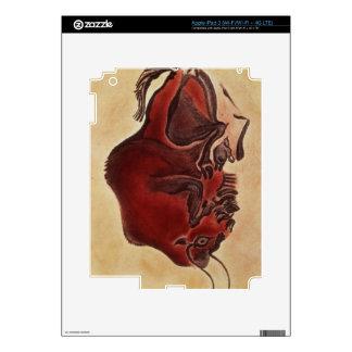 Oscile la pintura de un bisonte, último Magdalenia iPad 3 Skins