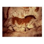 Oscile la pintura de un caballo, c.17000 A.C. Postal