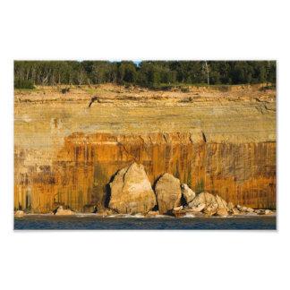 Oscile las losas, nacional representado de las roc fotografia
