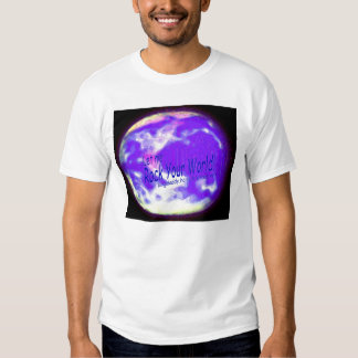Oscile su camiseta del mundo remeras