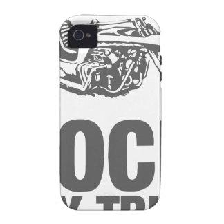 Oscile thy trike iPhone 4 carcasas