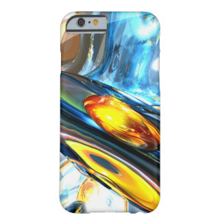 Oscillating Color Abstract Barely There iPhone 6 Case