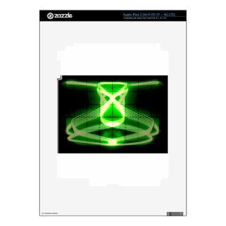 Oscilloscope Grasshopper iPad 3 Decals