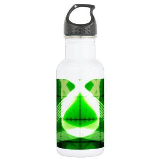Oscilloscope Grasshopper Stainless Steel Water Bottle
