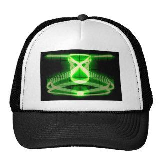 Oscilloscope Grasshopper Trucker Hat