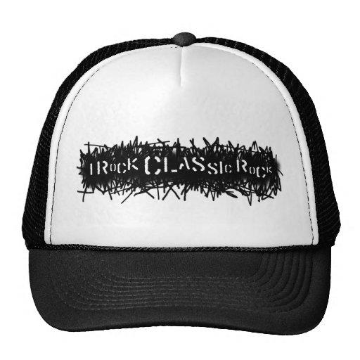Oscilo el gorra clásico de la roca