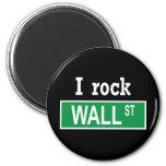 """Oscilo imán de Wall Street"""