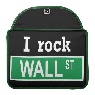 Oscilo la favorable manga de Wall Street Macbook Fundas Para Macbooks