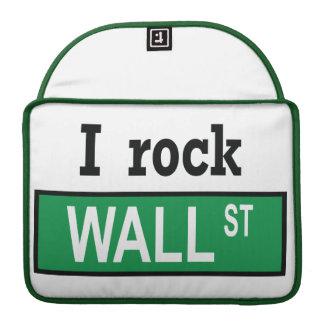 Oscilo la favorable manga de Wall Street Macbook Fundas Macbook Pro