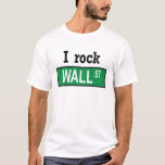 Oscilo Wall Street - camiseta