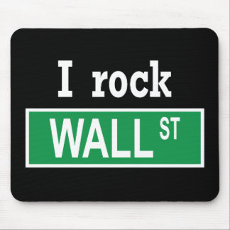 """""""Oscilo Wall Street"""" Mousepad"""