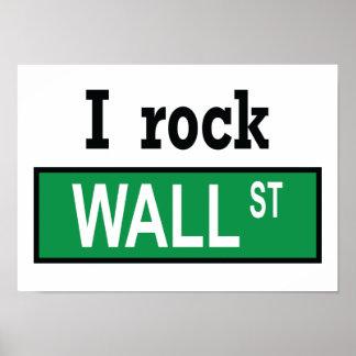 Oscilo Wall Street - poster
