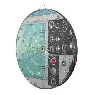 Osciloscopio Tablero De Dardos