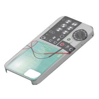 Osciloscopio iPhone 5 Cobertura