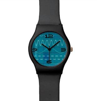 osciloscopio relojes