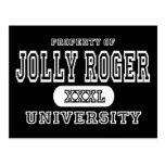 Oscuridad alegre de la universidad de Rogelio Postal